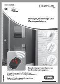 Montage-, Bedienungs- und Wartungsanleitung multitronic 881