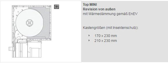 Fenes Fenster GmbH, Mannheim Ludwigshafen Rhein-Neckar Top MINI Revision von außen