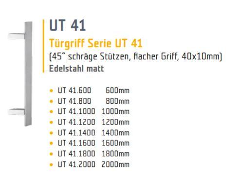 UT 41