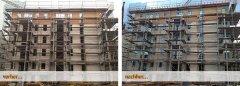 Fenes Fenster GmbH, Mannheim Ludwigshafen Rhein-Neckar Fenster-Referenzen: Vorher – Nacher