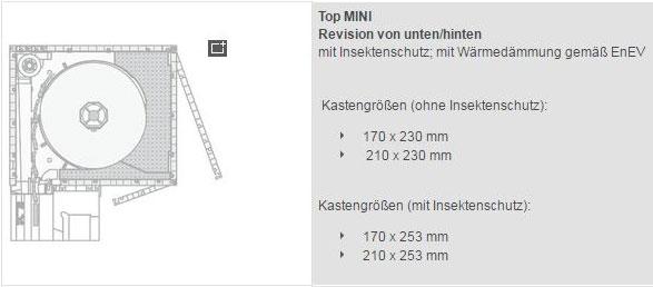 Fenes Fenster GmbH, Mannheim Ludwigshafen Rhein-Neckar top mini revision von unten/hinten