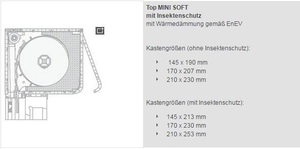 Fenes Fenster GmbH, Mannheim Ludwigshafen Rhein-Neckar top mini soft